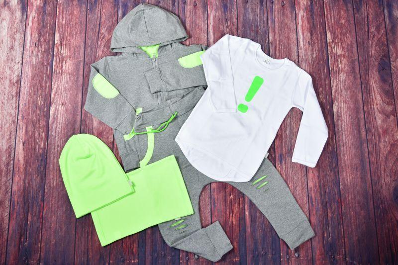7ff61cc59584b Detská súprava zelená – Kojenecké a detské oblečenie